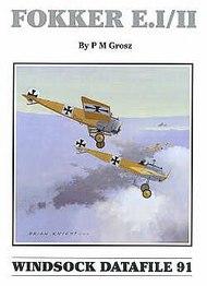Albatros Publications   N/A Fokker E.I/II WSDA091