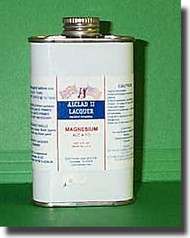 4oz. Bottle Clear Coat Flat #ALC314