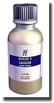 Alclad Metalizers  No Scale Titanium Gold ALC118