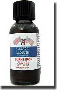 Alclad Metalizers  No Scale Burnt Iron ALC121