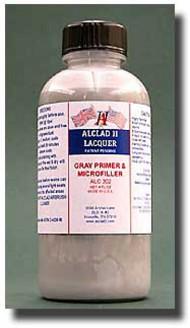 Alclad Metalizers  Primer Gray Primer & Microfiller 4oz ALC302