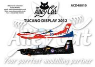 Alley Cat  1/48 Shorts Tucano T.1 2012 Display Markings ACD48010