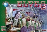 Alliance Figures  1/72 Elves Set #3 Figures (40) ANK72006