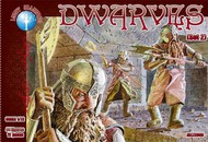 Alliance Figures  1/72 Dwarves Set #2 Figures (44) ANK72008
