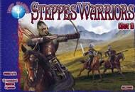 Alliance Figures  1/72 Steppes Warriors Set #1 Figures (12 Mtd) ANK72051