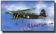 AlphaFlight Conversion Kits  1/72 Fiat CR.42 Two-Seat Trainer Conversion AFC72002