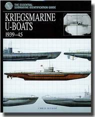 Essential Submarine ID Guide: Kriegsmarine U-Boats 39-45 #AEI4603
