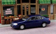 AMERICAN HERITAGE MODELS  O O 2011 Chevy Impala (Blue) AHT43603