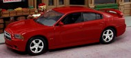 AMERICAN HERITAGE MODELS  O O 2012 Dodge Charger R/T (Red) AHT43751