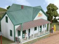 AMERICAN MODEL BUILDERS  HO Corydon General Store & Post Office AME123