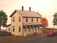 AMERICAN MODEL BUILDERS  HO 2-Story Farm House AME140