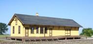 AMERICAN MODEL BUILDERS  HO New Freedom Pennsylvania Depot AME141