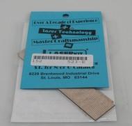 AMERICAN MODEL BUILDERS  N N ATL 40' Flatcar Wood Deck (2) AME523