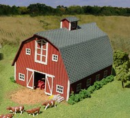 AMERICAN MODEL BUILDERS  N Country Barn AME619
