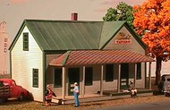 AMERICAN MODEL BUILDERS  N Corydon General Store & Post Office AME623