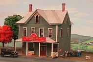 AMERICAN MODEL BUILDERS  N Nine Mile House & Tavern AME645
