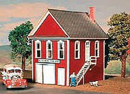 AMERICAN MODEL BUILDERS  N Hillview Volunteer Fire Co. AME647