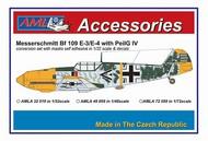Messerschmitt Bf.109E-4_PeilG IV-Day fighters #AMLA3219