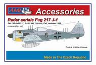 Fw.190A-6/R11 with Radar Aerials FuG 217J-1 #AMLA3222