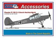Fieseler Fi.156C-3 'Storch' Nachtschlacht #AMLA48065