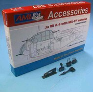 MG FF cannon for the Junkers Ju.88A-4 with #AMLA72073