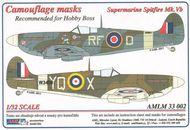 AML Czech Republic  1/32 Spitfire Mk.Vb, RFoD camo masks A scheme AMLM3302