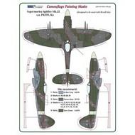 AML Czech Republic  1/32 Supermarine Spitfire Mk.22/24 Camo (REV/MBX) AMLM3320