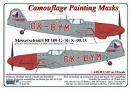 AML Czech Republic  1/32 Messerschmitt Bf.109G-10/S.99 OK-BYM-Czech Po AMLM3321
