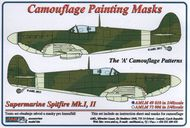AML Czech Republic  1/48 Spitfire Mk.I, Mk.II A camo Patterns AMLM4910