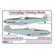 AML Czech Republic  1/48 Bf.109E Late camo masks AMLM4912