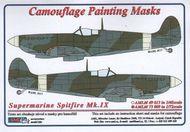 AML Czech Republic  1/48 Spitfire Mk.IXc camo masks AMLM4913