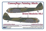 AML Czech Republic  1/48 Blenheim Mk.I AMLM4920