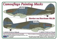 AML Czech Republic  1/48 Hawker Sea Hurricane Mk.IB Camo Pattern AMLM4934