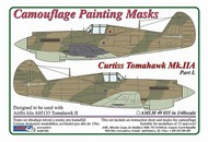AML Czech Republic  1/48 Curtiss Tomahawk Mk.IIB / Part I Camo AMLM4935
