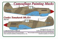 AML Czech Republic  1/48 Curtiss Tomahawk Mk.IIB / Part II Camo AMLM4936