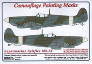 AML Czech Republic  1/72 Spitfire Mk.IXc camo masks AMLM7309