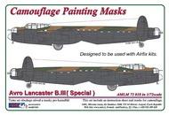 AML Czech Republic  1/72 Lancaster B.III (Special) AMLM7318