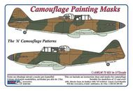 AML Czech Republic  1/72 Defiant Mk.I A camo Patterns AMLM7321