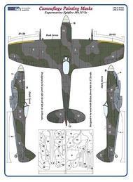 AML Czech Republic  1/72 Spitfire Mk.XVIe Camo (HLR/SRT) AMLM7323