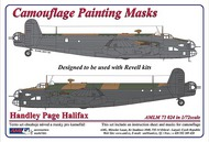 AML Czech Republic  1/72 Handley-Page Halifax Mk.I / Mk.II / Early - 2 AMLM7324