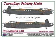 AML Czech Republic  1/72 Lancaster B.III Camo (AFX) AMLM7326