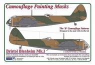 AML Czech Republic  1/72 Bristol Blenheim Mk.I 'B'  camo (AFX) AMLM7332