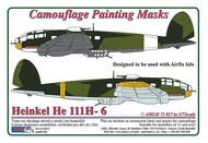 AML Czech Republic  1/72 Heinkel He 111H-6 (AFX) AMLM7337