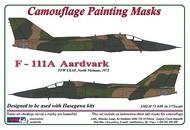 AML Czech Republic  1/72 General Dynamics F-111A Aardvark Camo AMLM7340