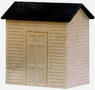 """AM MODELS  O Shanty #4 w/Window (2""""x1-1/2"""") AMM904"""