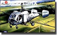 A-Model Poland  1/72 Kamov KA15NH Agricultural Helicopter AMZ72106