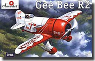 A Model Poland  1/72 Gee Bee Super Sportster R2 Aircraft AMZ72114