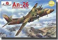 A Model Poland  1/72 AN-26 RR/RT/Z RETRANSLATOR AMZ72134