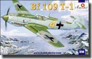 A Model Poland  1/72 Messerschmitt Bf.109T Fighter AMZ7214