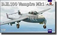A Model Poland  1/72 DH.100 Vampire Mk1 AMZ72207